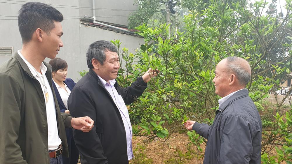 Bắc Giang; dân vận chính quyền; dân vận