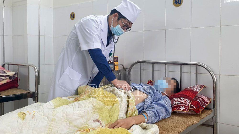 Bắc Giang: Phẫu thuật thành công ca bệnh hoại thư sinh dục