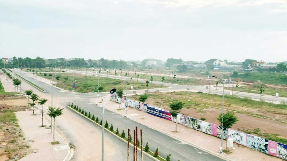 Bac Giang announces eligible projects, new urban and residential areas for transfer