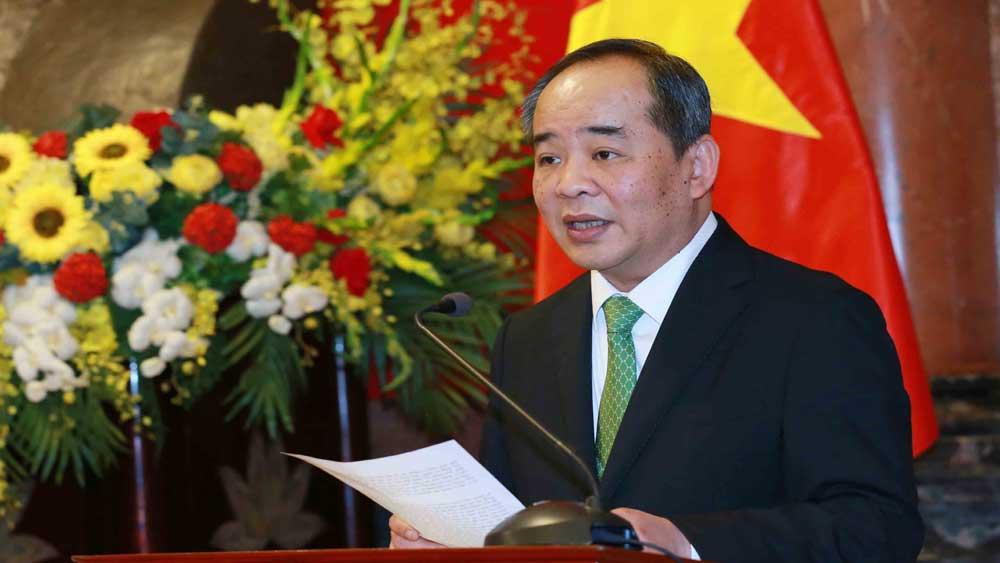 Bổ nhiệm đồng chí Lê Khánh Hải giữ chức vụ Chủ nhiệm Văn phòng Chủ tịch nước