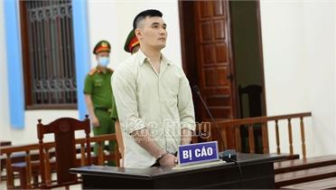Bắc Giang: Án tử cho kẻ mua bán 12 bánh ma túy xuyên quốc gia