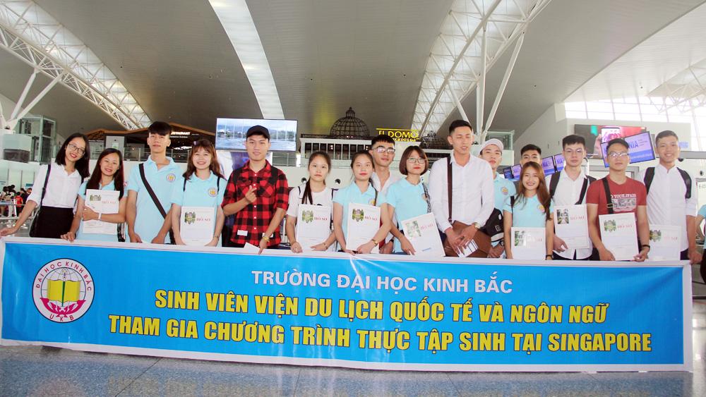 Đại học Kinh Bắc, Trường Đại học Kinh Bắc, vững chắc, hành trang vào đời