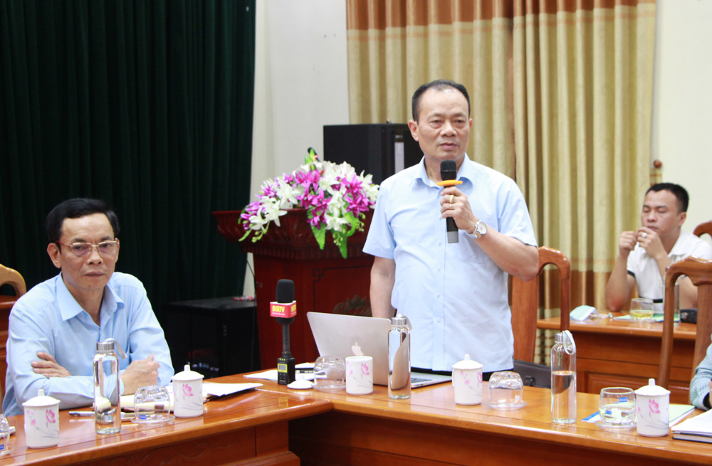 Bac Giang province, accompanies businesses, housing, residential area projects, social housing, worker housing