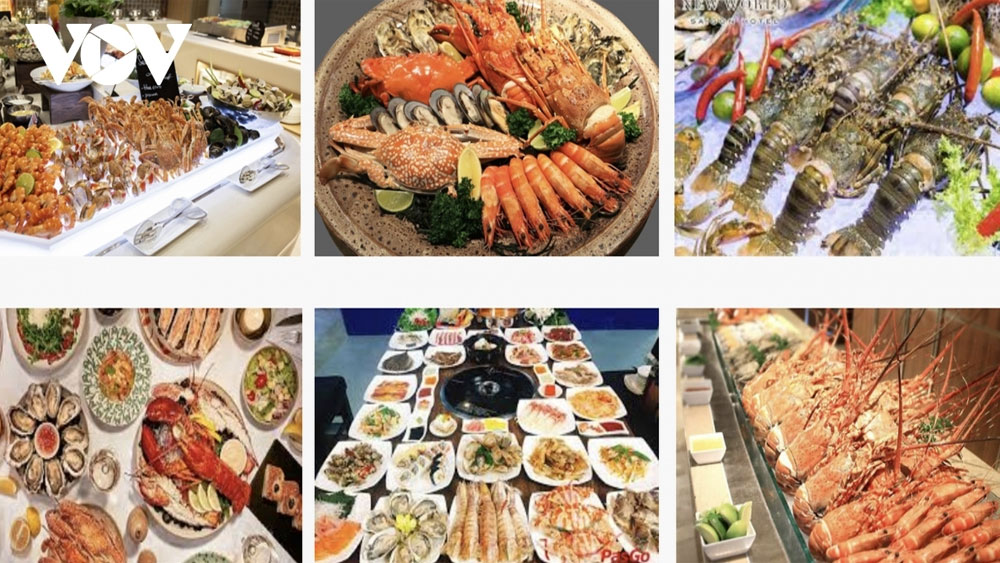 Vung Tau Taste Week 2021, Southeastern cuisine, seafood and folk dishes, Liberation of the South, National Reunification Day, May Day