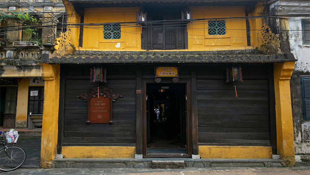 Hoi An house remains unchanged for almost three centuries
