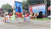 Hơn 300 vận động viên tham gia Đại hội thể dục thể thao xã Phúc Sơn