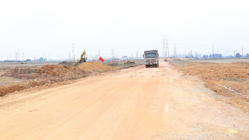 Investment attraction priority, Bac Giang province, competitive advantage, modern industrial province, internal strength, foreign direct investment, socio-economic growth