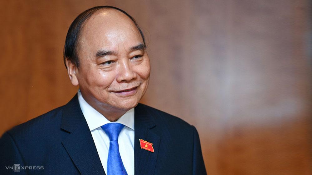 Ông Nguyễn Xuân Phúc làm Chủ tịch nước