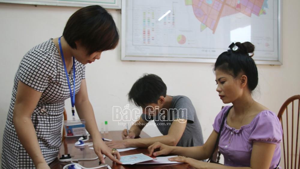 Bắc Giang; Lạng Giang; cải cách hành chính; xếp hạng; 2020