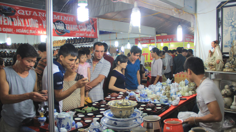 Bac Giang to develop night-time economic activities during 2021 - 2030