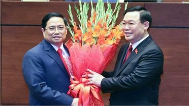 Tiểu sử tóm tắt của Thủ tướng Chính phủ Phạm Minh Chính