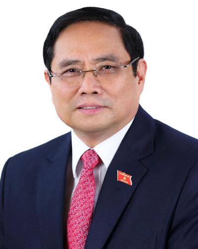 Thủ tướng Phạm Minh Chính, kỳ họp thứ 11, Quốc hội khóa XIV, tiểu sử tóm tắt của Thủ tưởng Phạm Minh Chính