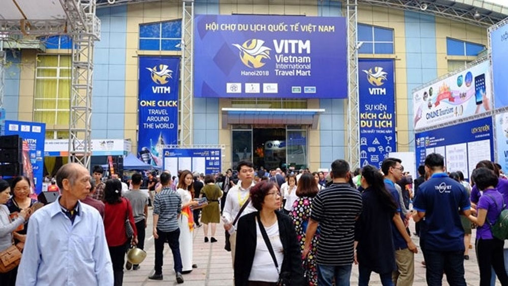 Vietnam International Travel Mart 2021, take place in Hanoi, New Normal, New Opportunities, destinations and tourism products