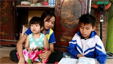 Người mẹ ung thư ở Bắc Giang nghẹn ngào xin các nhà hảo tâm thương 3 con thơ dại