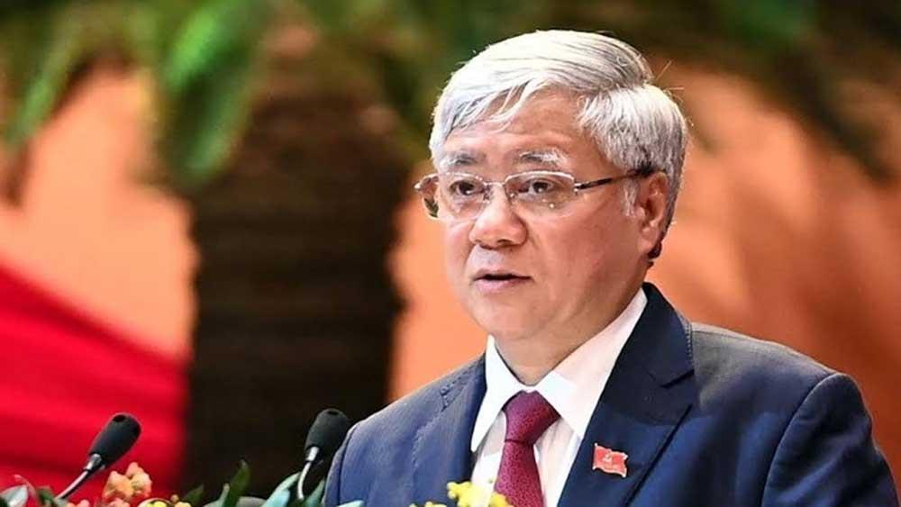 Đồng chí Đỗ Văn Chiến giữ chức Bí thư Đảng đoàn MTTQ Việt Nam nhiệm kỳ 2019 - 2024
