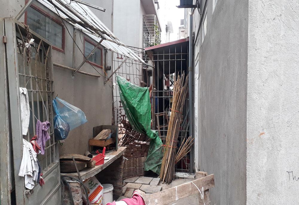 TP Bắc Giang, lấn chiếm hạ tầng, khu dân cư, Bắc Giang