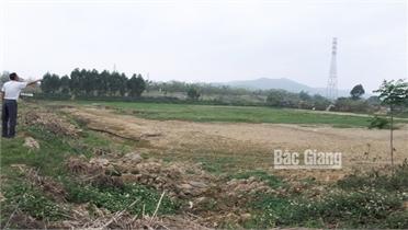 Huyện ủy Yên Dũng yêu cầu kiểm tra, xác minh thông tin Báo Bắc Giang phản ánh
