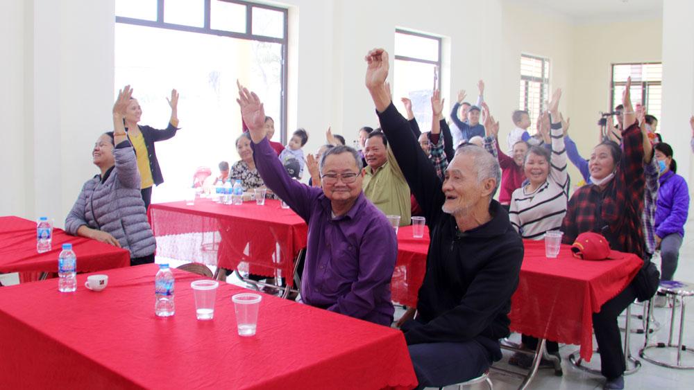 Bắc Giang: Đến ngày 12/4, hoàn thành lấy ý kiến nhận xét và tín nhiệm của cử tri nơi cư trú đối với người ứng cử