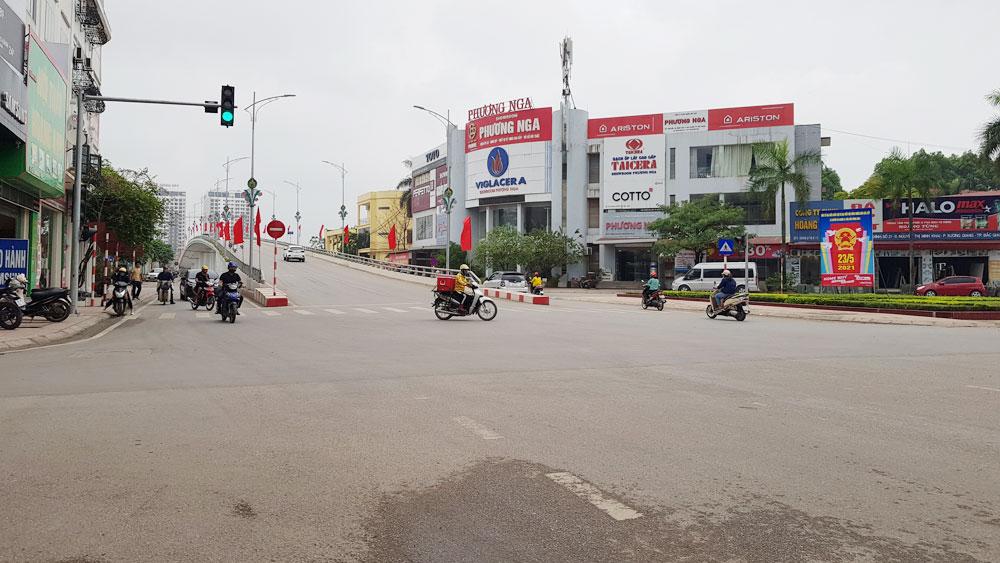 TP Bắc Giang: Mất an toàn giao thông tại các cầu vượt, cơ quan chức năng nói gì?