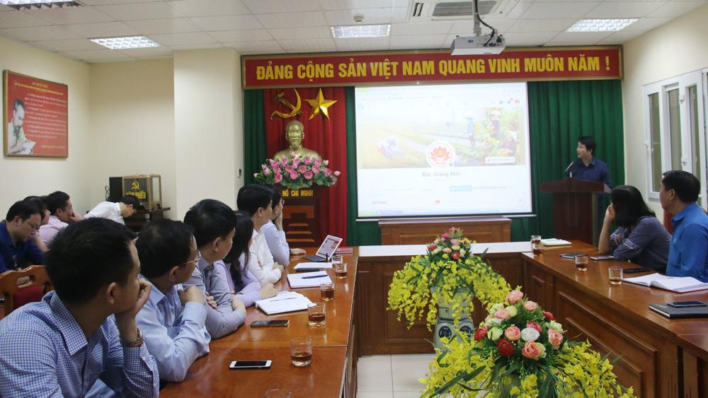 Ban Dân vận Tỉnh ủy Bắc Giang: Thêm nhiều kênh tiếp nhận ý kiến nhân dân