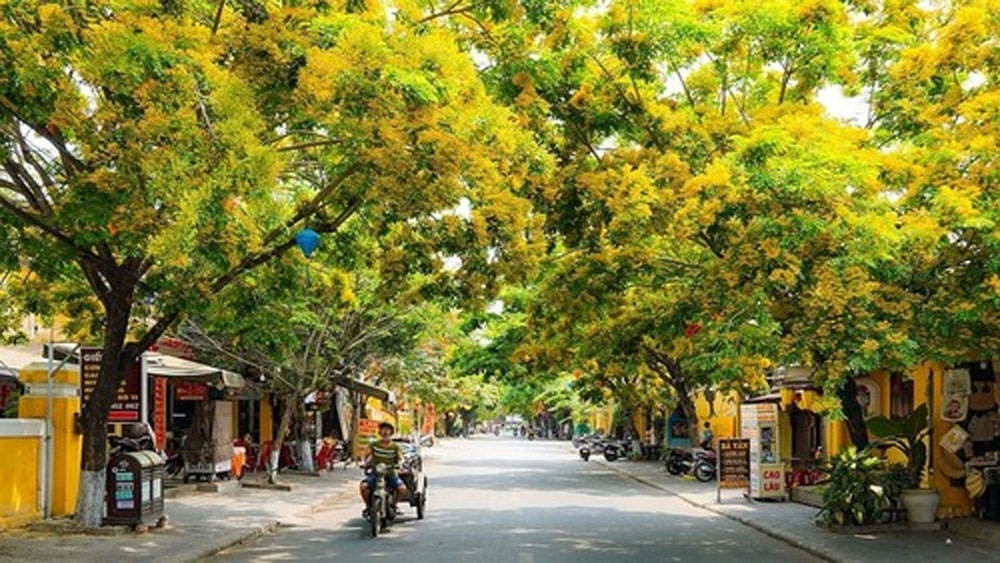 Slow, peaceful pace of life in Hoi An