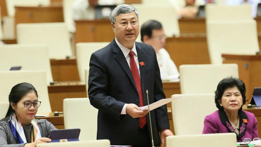 Đại biểu Quốc hội tỉnh Bắc Giang trách nhiệm, sáng tạo,  hoàn thành tốt nhiệm vụ