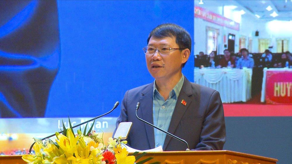 Chủ tịch UBND tỉnh Bắc Giang Lê Ánh Dương: Sớm đưa những sáng kiến, đề xuất của cán bộ, công chức, viên chức vào thực tiễn