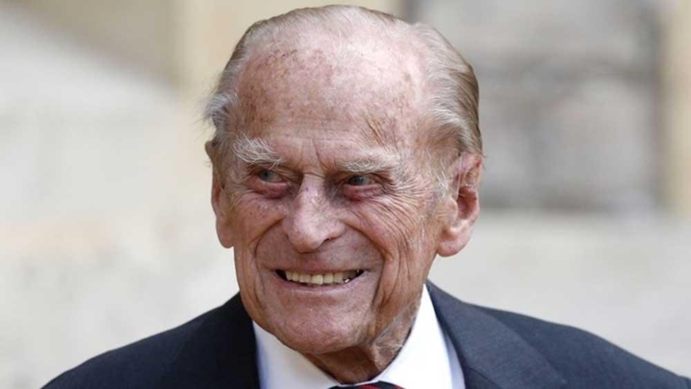 Điện chia buồn Hoàng thân Philip, phu quân Nữ hoàng Anh Elizabeth Đệ nhị qua đời
