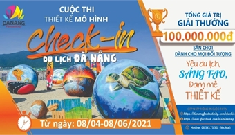 Da Nang check-in model design contest launched