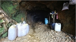 Illegal miners chased away from Quang Nam gold mine