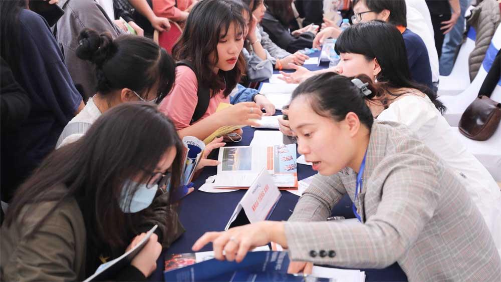 Hơn 100 cơ sở giáo dục đại học, tham gia, Ngày hội tư vấn tuyển sinh, hướng nghiệp , năm 2021
