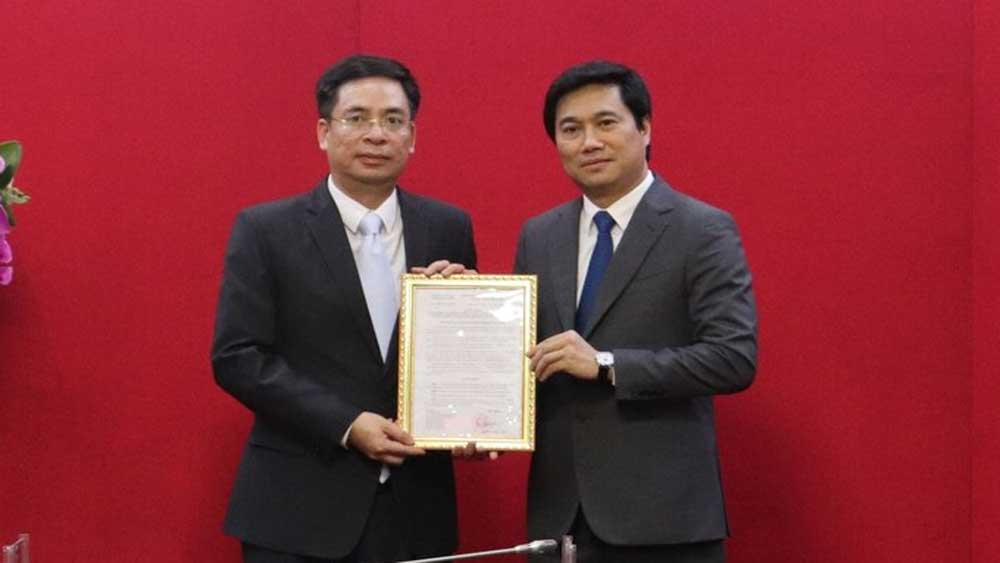 Quảng Ninh bổ nhiệm ba lãnh đạo cấp sở qua thi tuyển