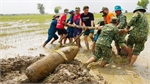 340-kg wartime bomb found in south central rice field
