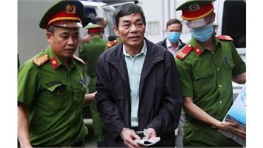 19 người ra toà trong đại án ở Gang thép Thái Nguyên