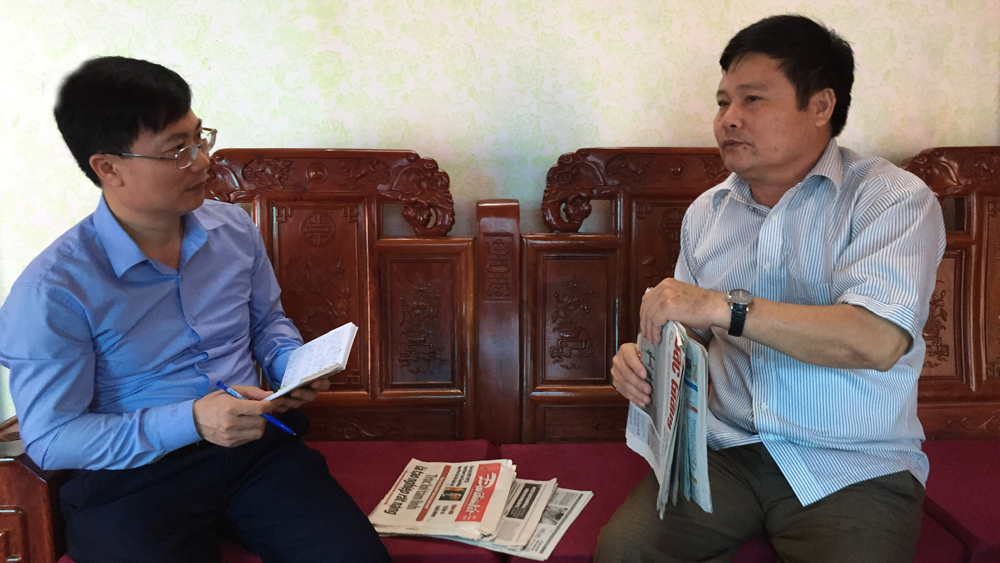 Bưu điện, Bắc Giang, phát hành, báo chí, chậm muộn, thất lạc