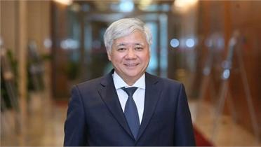 Chủ tịch Ủy ban T.Ư MTTQ Việt Nam Đỗ Văn Chiến
