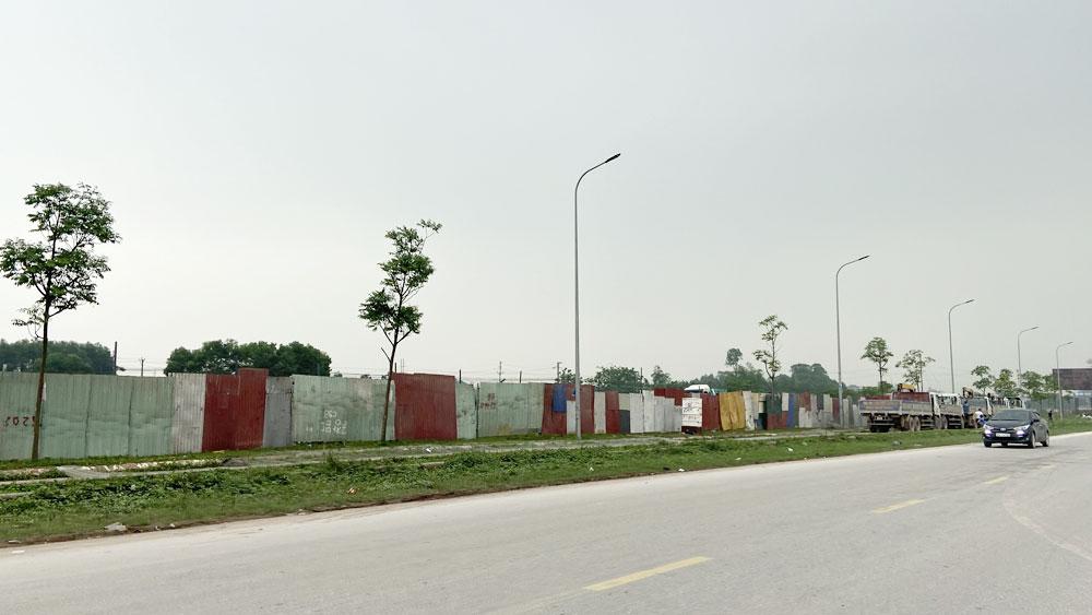 Khu đô thị Đình Trám - Sen Hồ đủ điều kiện cấp giấy chứng nhận quyền sử dụng đất