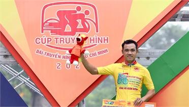 Trần Tuấn Kiệt thắng chặng bảy giải xe đạp xuyên Việt