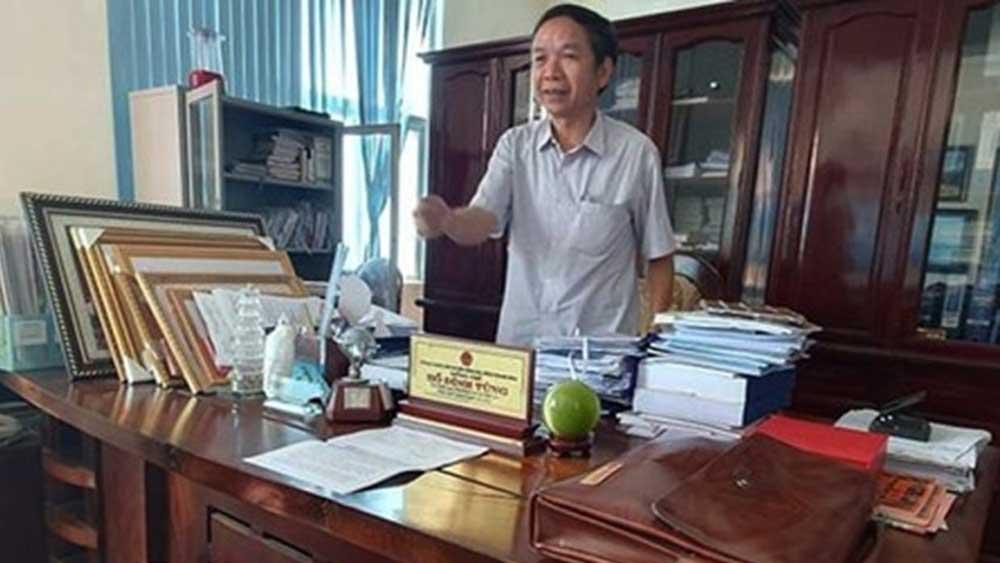 Bắt Phó Chủ tịch HĐND thị xã Nghi Sơn, Ông Hồ Đình Tùng,