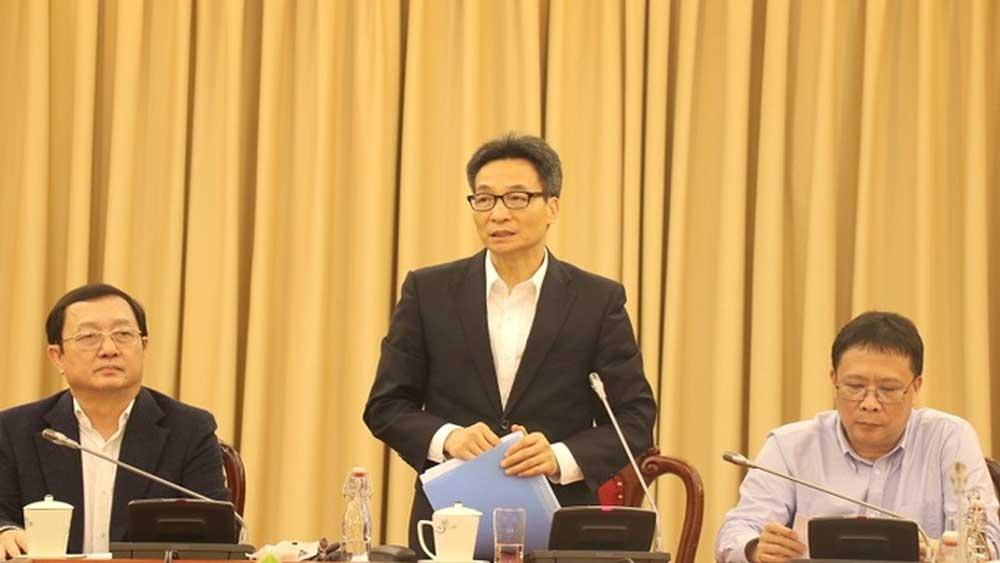 Phó Thủ tướng: 'Quy hoạch lại các nhiệm vụ và viện nghiên cứu'