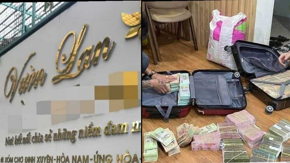"""Hà Nội: Điều tra, xác minh chủ vườn lan """"ôm"""" tiền tỷ của khách rồi bỏ trốn"""