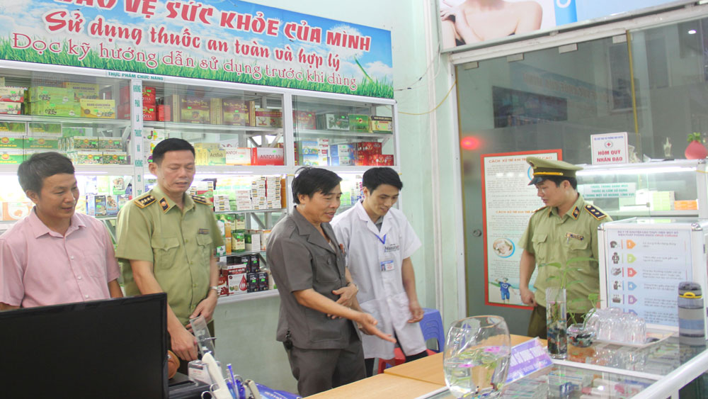 TP Bắc Giang chấn chỉnh vi phạm, đưa hoạt động  y dược tư nhân vào nền nếp