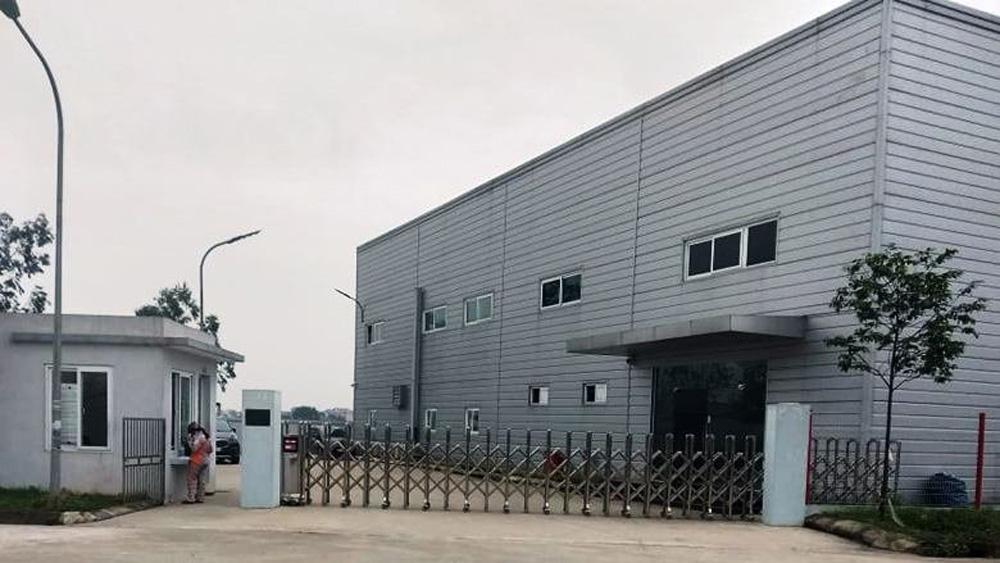 Công ty TNHH Sansho JK- Hà Nội bị phạt 90 triệu đồng do vi phạm về môi trường