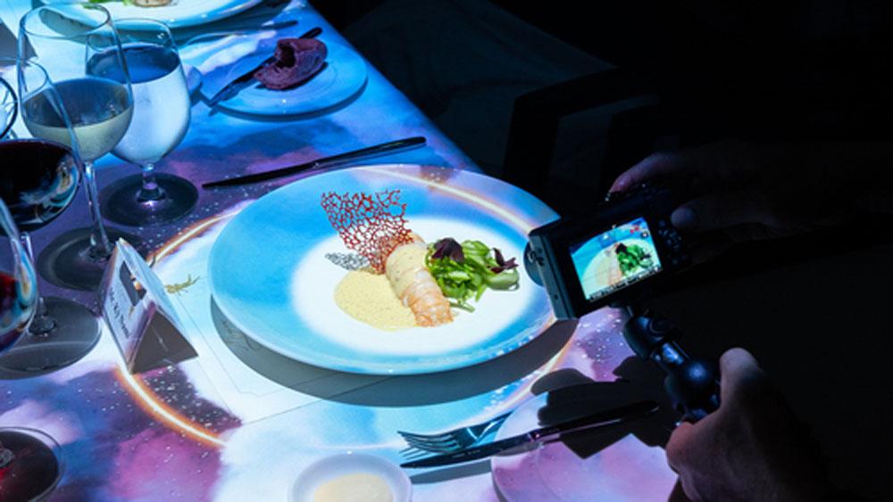Saigon restaurant serves up animation theme dining