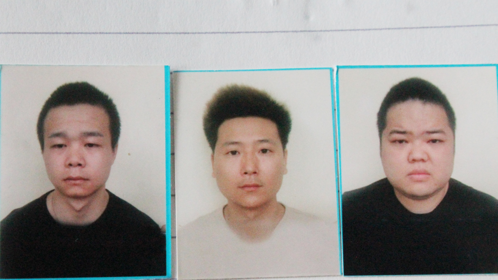 Bắc Giang: Phát hiện 3 người Trung Quốc không hộ chiếu, không thị thực ở lại trái phép