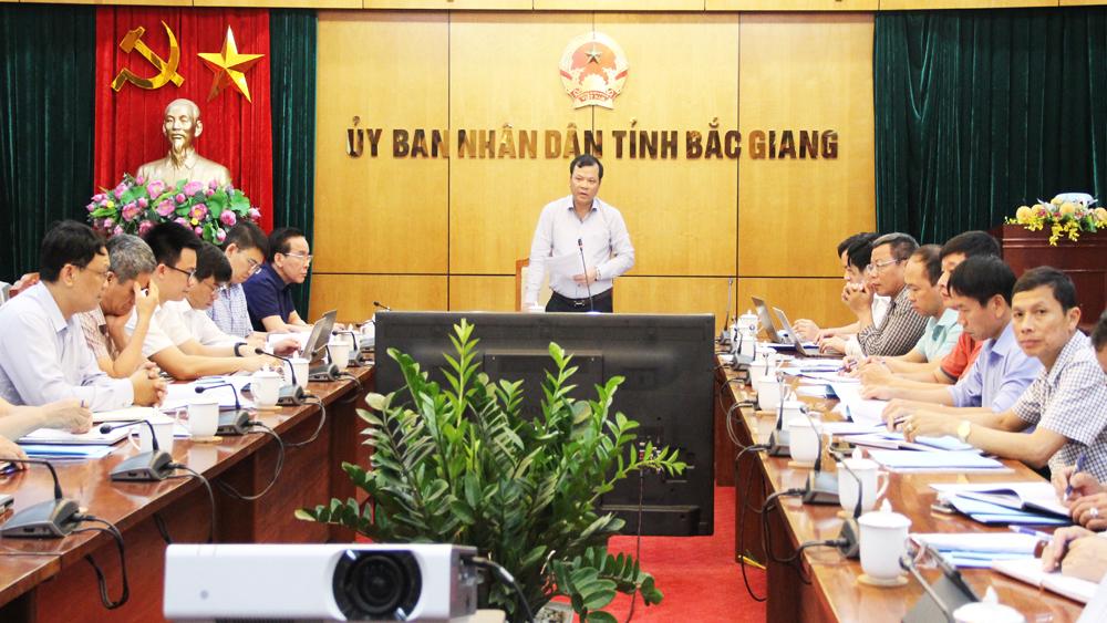 Phó Chủ tịch UBND tỉnh Phan Thế Tuấn: Tập trung gỡ vướng, sớm đưa cụm công nghiệp vào hoạt động