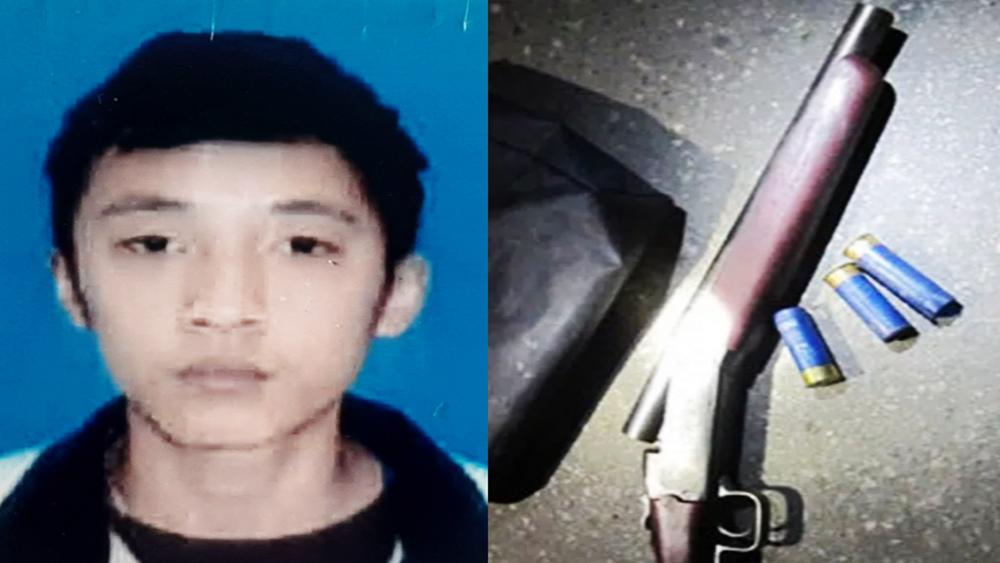 Bắc Giang: Tạm giam một đối tượng tàng trữ trái phép vũ khí quân dụng