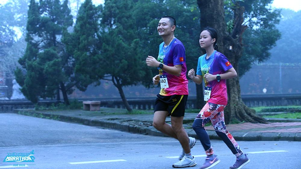 Nên chạy bao nhiêu km mỗi ngày?