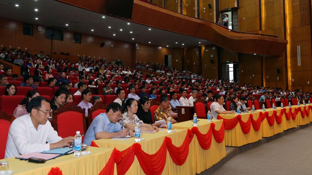 Đảng bộ Khối Doanh nghiệp tỉnh Bắc Giang quán triệt Nghị quyết Đại hội XIII của Đảng