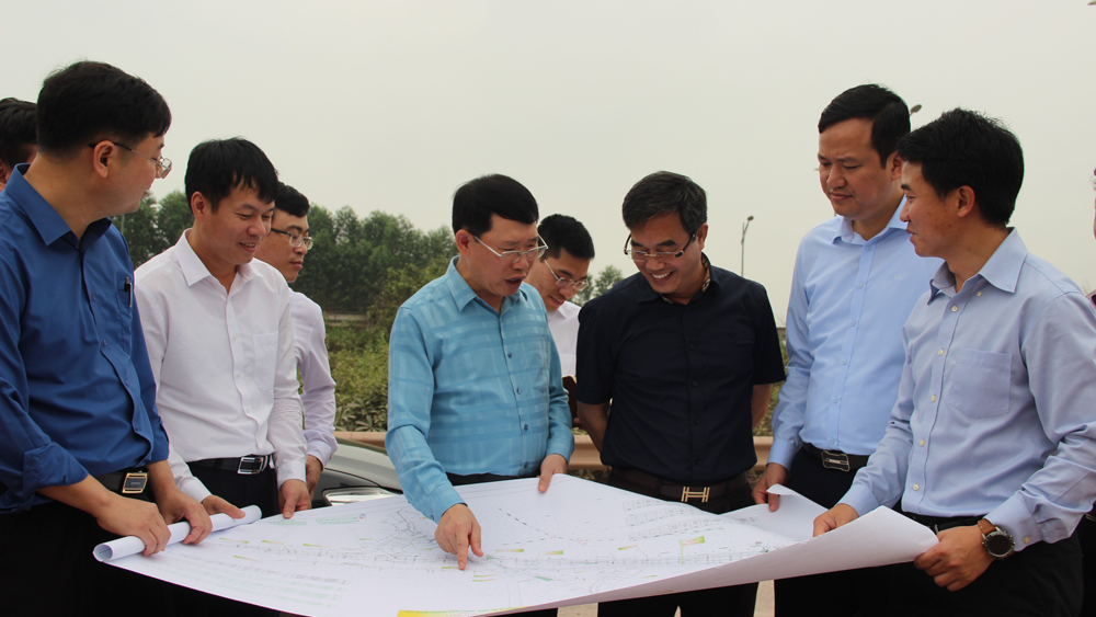 Provincial leader, Le Anh Duong, Bac Giang province, PCI improvement, self conquering race, Provincial Competitiveness Index, key solutions
